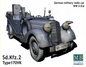 KfZ 2 Type 170 VK  (Vista 1)