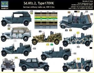 KfZ 2 Type 170 VK  (Vista 2)