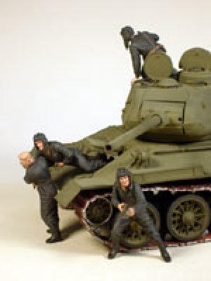Tanquistas Rusos, Kursk 1943  (Vista 3)
