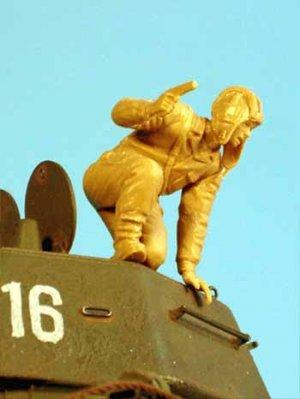 Tanquistas Rusos, Kursk 1943  (Vista 6)