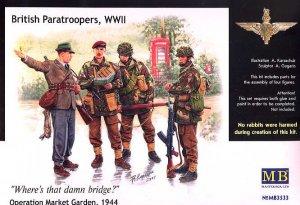 Paracaidistas británicos 2ªG.M. set 1  (Vista 1)