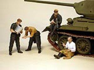 Russian Tankmen 1943-44  (Vista 2)