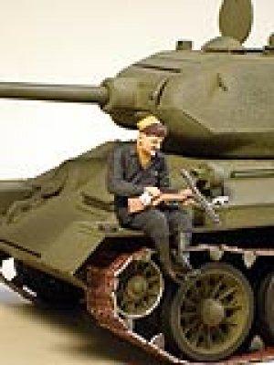 Russian Tankmen 1943-44  (Vista 3)