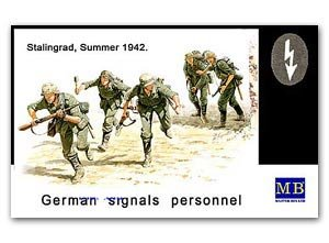 Infanteria Alemana, Stalingrado  (Vista 1)