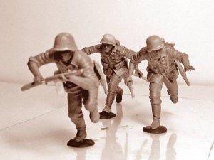 Infanteria Alemana, Stalingrado  (Vista 2)