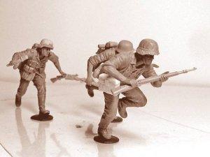 Infanteria Alemana, Stalingrado  (Vista 3)