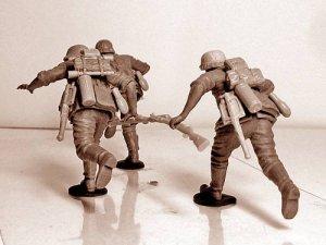 Infanteria Alemana, Stalingrado  (Vista 4)