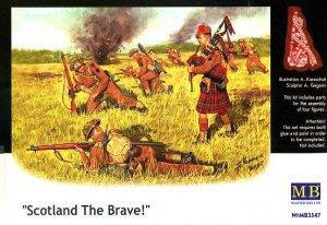 Infantería escocesa 2ªG.M.  (Vista 1)
