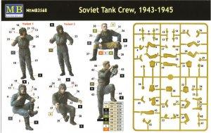 Tanquistas Sovieticos 1943-45   (Vista 3)