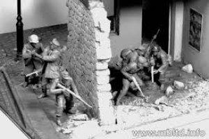 Tropas Montaña Alemana y Marines Sovieti  (Vista 5)