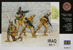 Iraq Events. Kit #1, US Marines   (Vista 1)