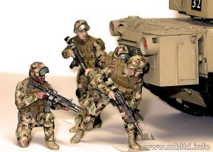 Iraq Events. Kit #1, US Marines   (Vista 4)