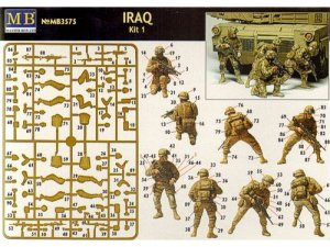 Iraq Events. Kit #1, US Marines   (Vista 6)