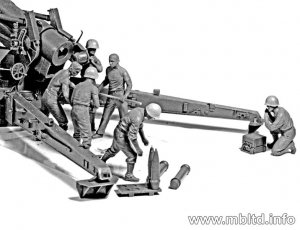 US Artillery Crew   (Vista 3)