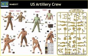 US Artillery Crew   (Vista 6)