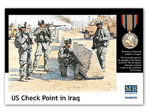 US Check Point In Iraq  (Vista 1)
