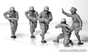 DAK, German Infantry   (Vista 3)