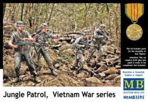 Jungle Patrol, Vietnam War Series  (Vista 1)