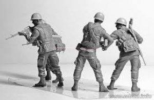 Jungle Patrol, Vietnam War Series  (Vista 2)