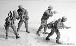 Jungle Patrol, Vietnam War Series  (Vista 3)