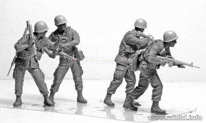 Jungle Patrol, Vietnam War Series  (Vista 4)