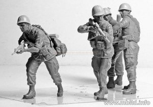 Jungle Patrol, Vietnam War Series  (Vista 5)