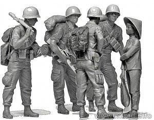 Patroling. Vietnam War series  (Vista 2)