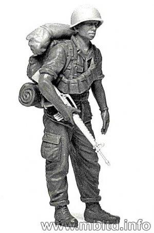 Patroling. Vietnam War series  (Vista 4)