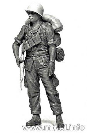 Patroling. Vietnam War series  (Vista 5)