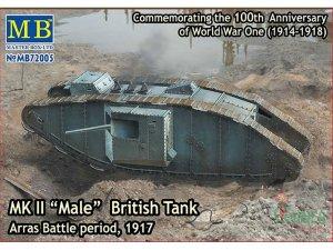 MK II Male British Tank, Arras Battle pe  (Vista 1)