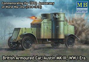 British Armoured Car, Austin, MK IV, WW   (Vista 1)