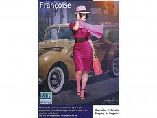 Dangerous Curves Series. Françoise - Ref.: MBOX-24067