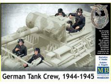 Tanquistas Alemanes 1944-45 - Ref.: MBOX-35201