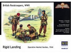 Paracaidistas Britanicos, Rigid Landing - Ref.: MBOX-3534