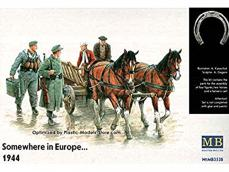 Refugiados en Europa - Ref.: MBOX-3538