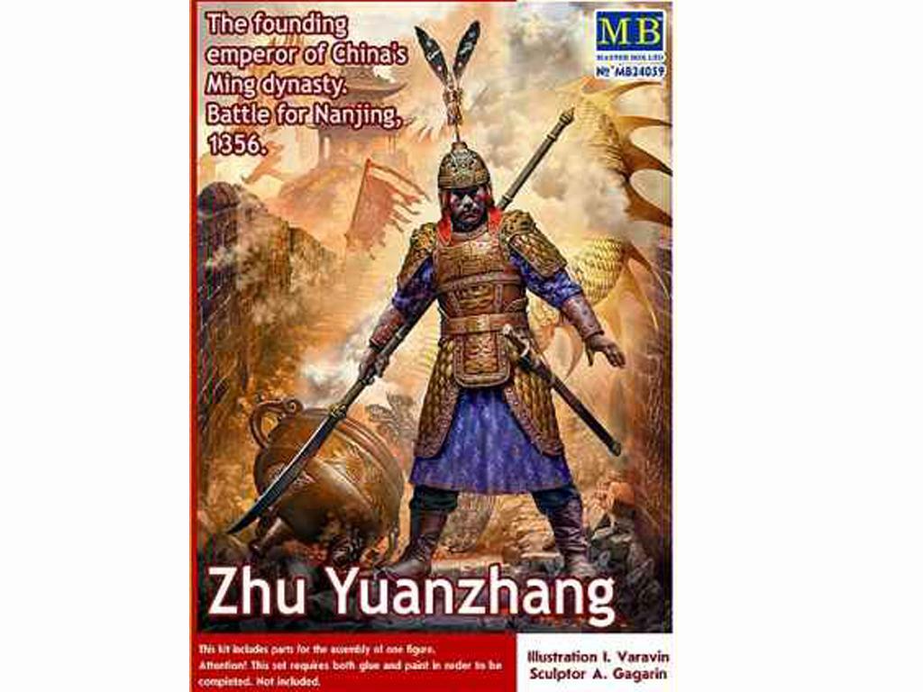 Zhu Yuanzhang (Vista 1)