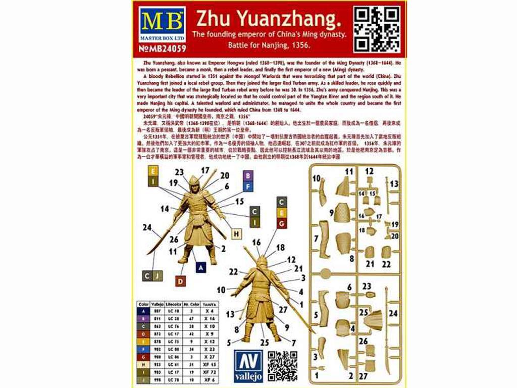 Zhu Yuanzhang (Vista 2)