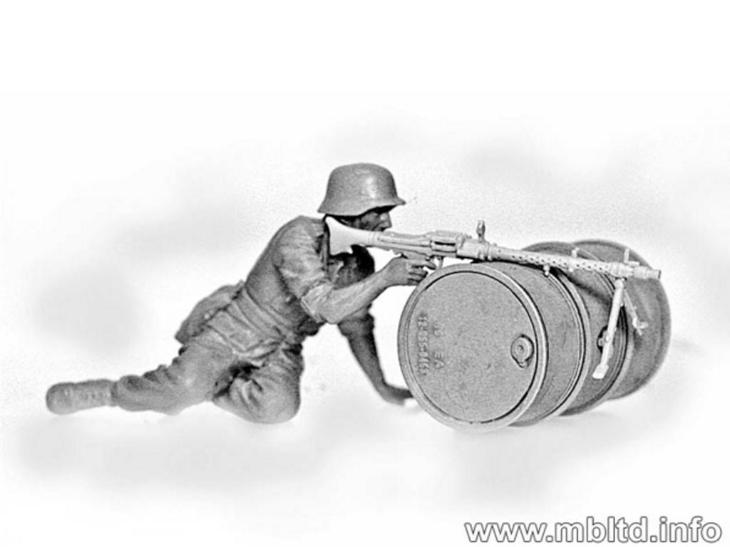Infanteria Alemana (Vista 2)