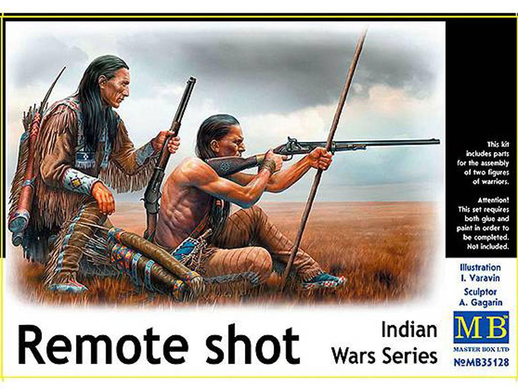 Disparo a larga distancia (Vista 1)