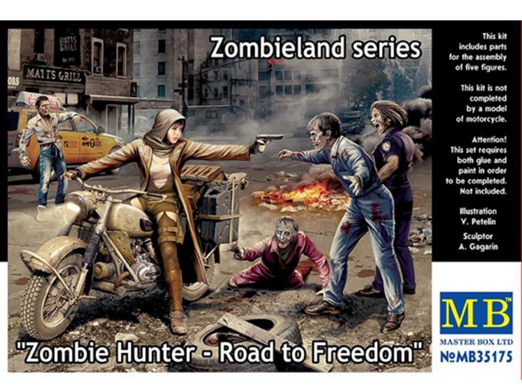 Zombie Hunter - Road to Freedom (Vista 1)