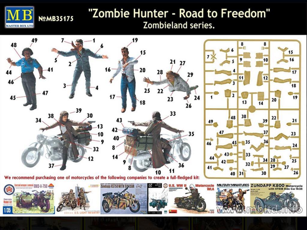 Zombie Hunter - Road to Freedom (Vista 3)