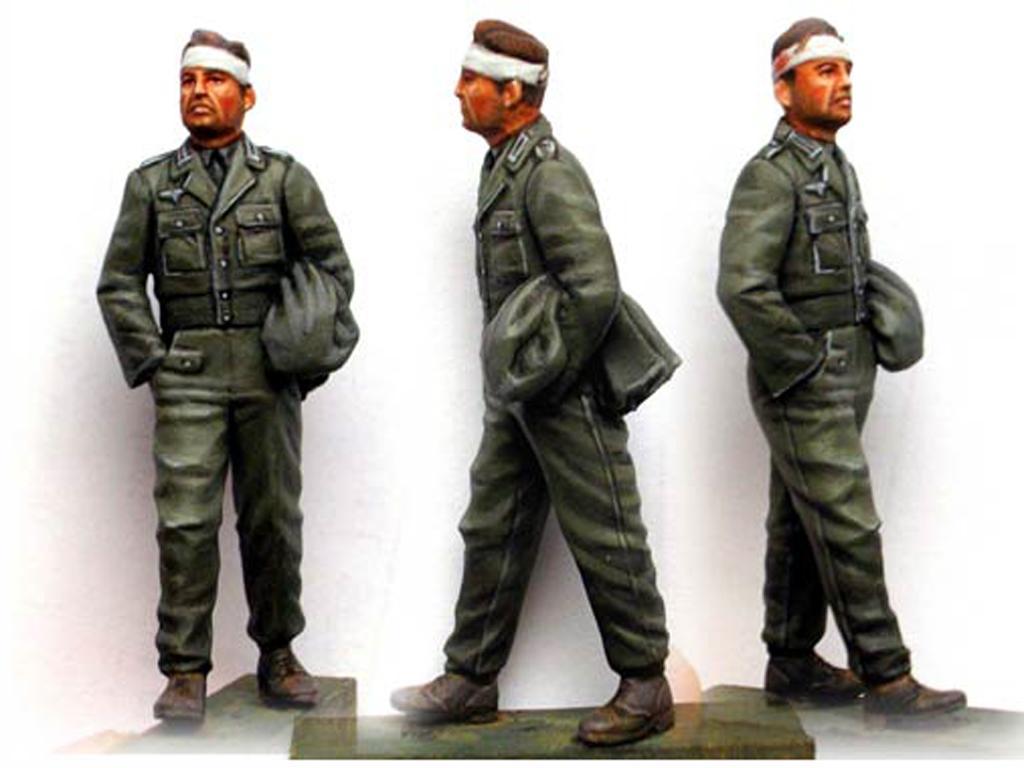 Prisioneros Alemanes 1944 (Vista 3)