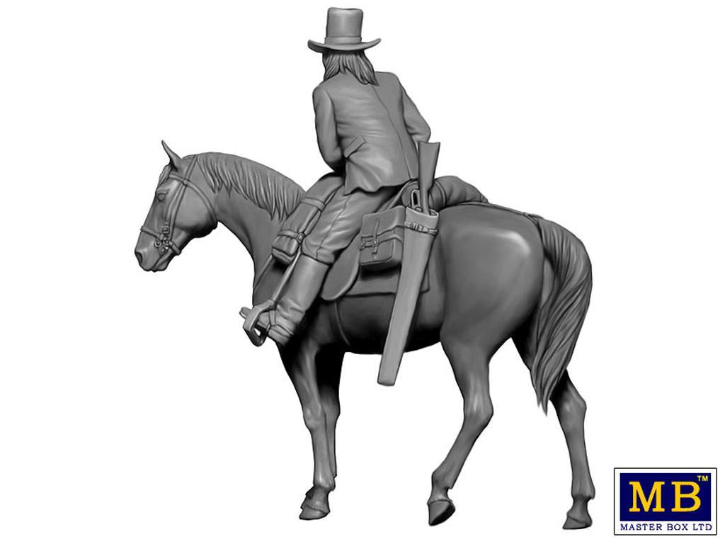 Gentleman Jim Jameson - Hired Gun (Vista 2)