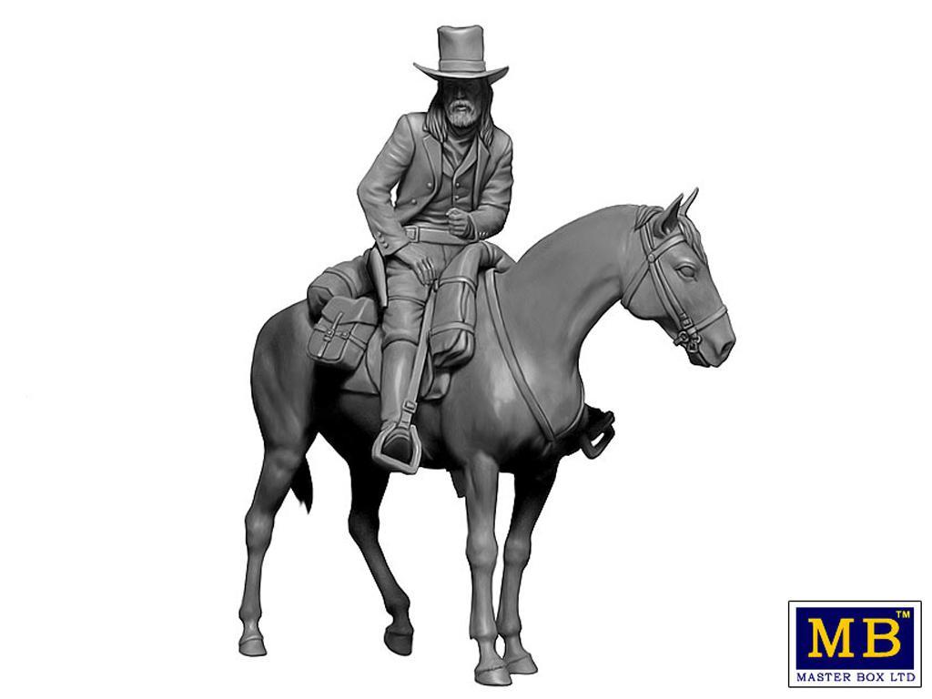 Gentleman Jim Jameson - Hired Gun (Vista 4)