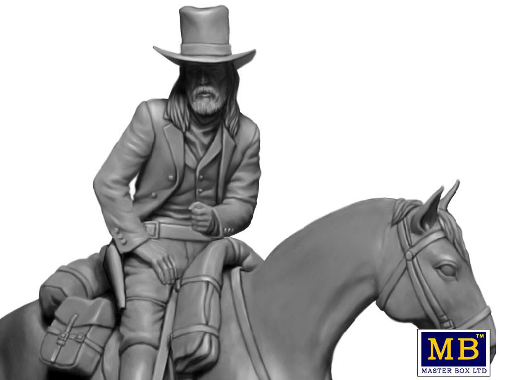 Gentleman Jim Jameson - Hired Gun (Vista 5)
