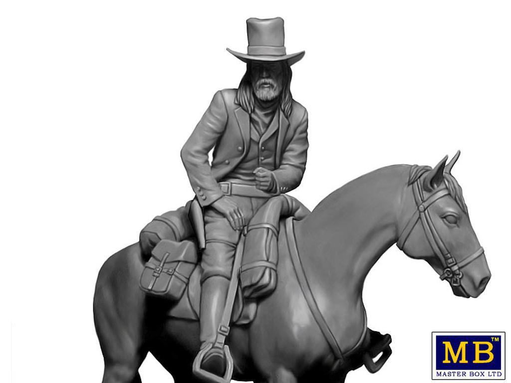 Gentleman Jim Jameson - Hired Gun (Vista 6)
