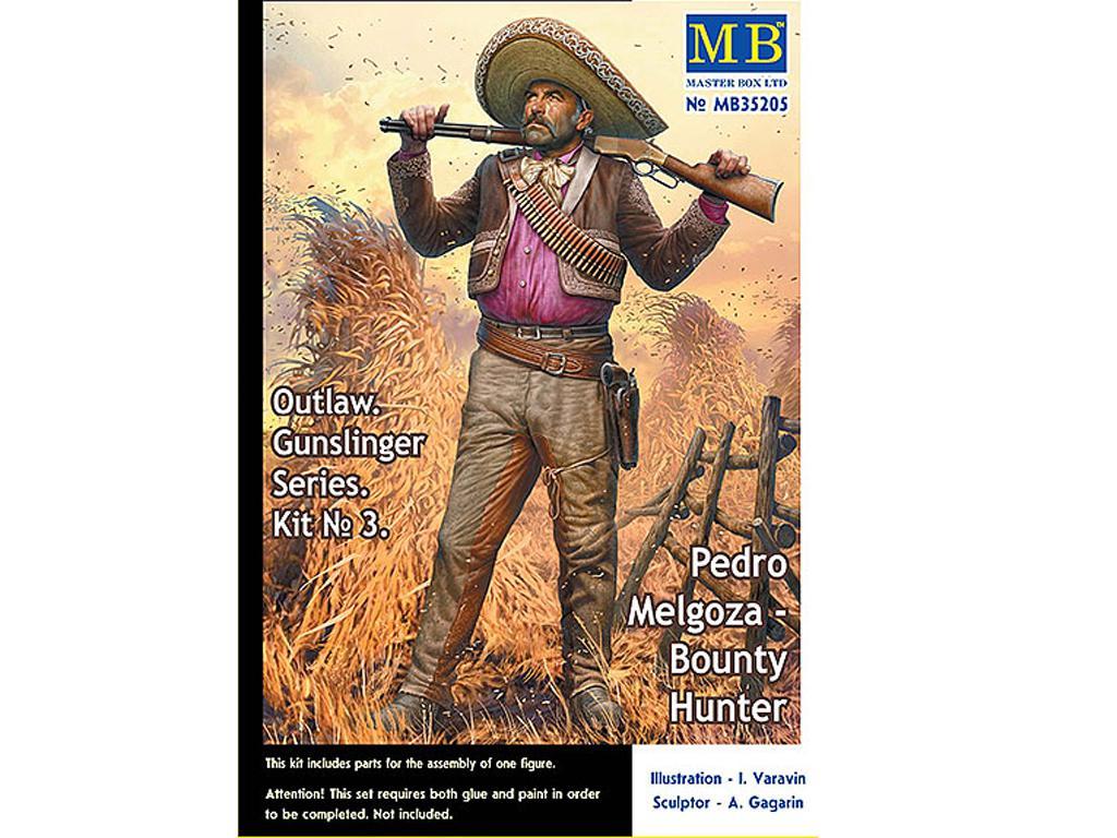 Pedro Melgoza - Bounty Hunter (Vista 1)
