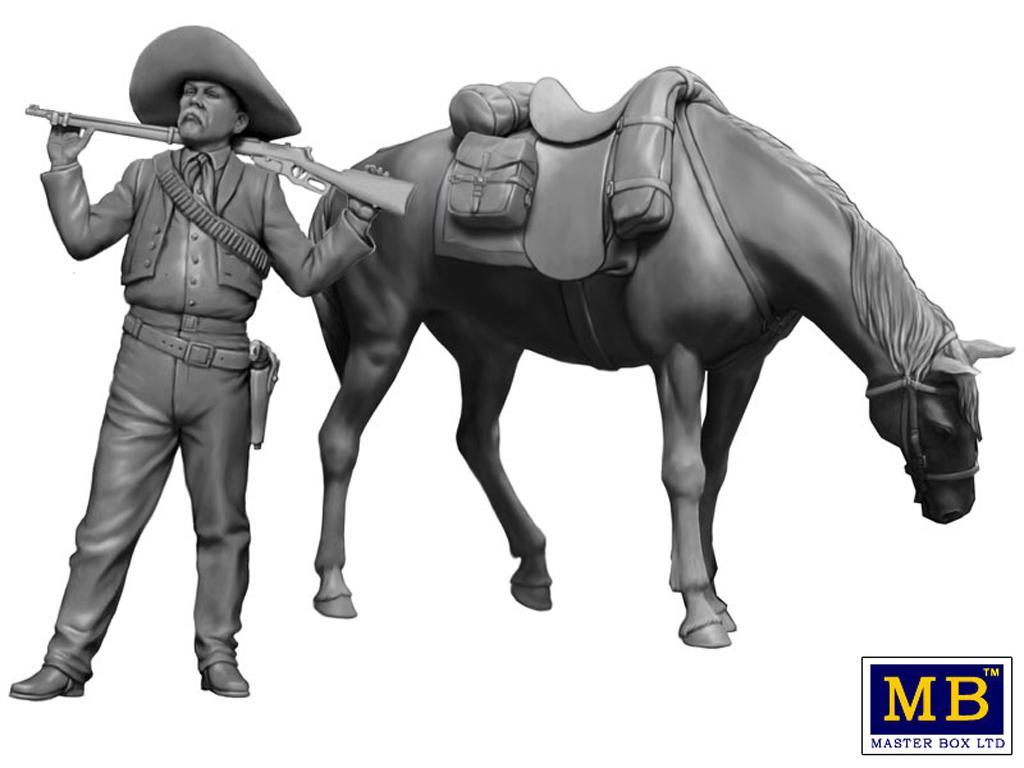 Pedro Melgoza - Bounty Hunter (Vista 4)