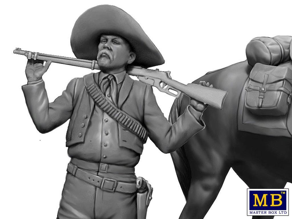 Pedro Melgoza - Bounty Hunter (Vista 5)