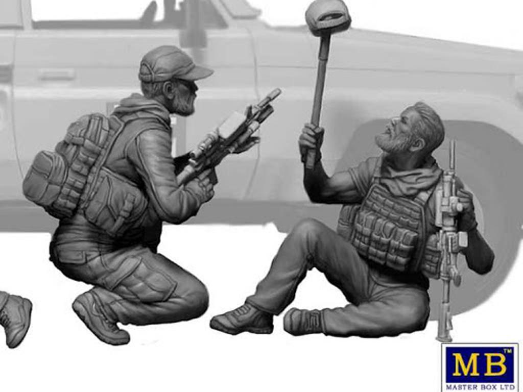Peligro Cercano - Equipo de Operación Especial, Actualidad (Vista 5)